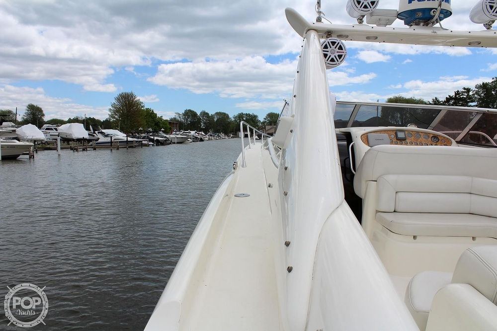1998 Sunseeker boat for sale, model of the boat is Superhawk & Image # 17 of 40