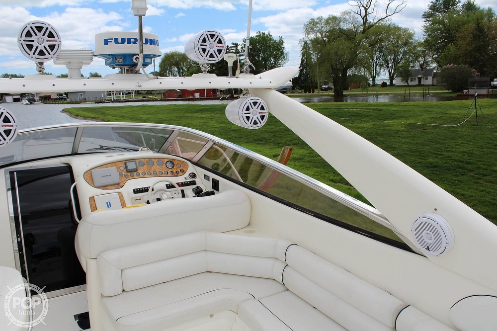 1998 Sunseeker boat for sale, model of the boat is Superhawk & Image # 18 of 40