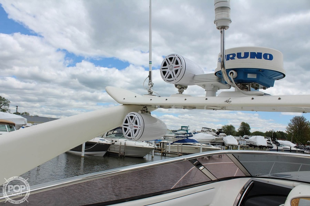 1998 Sunseeker boat for sale, model of the boat is Superhawk & Image # 22 of 40