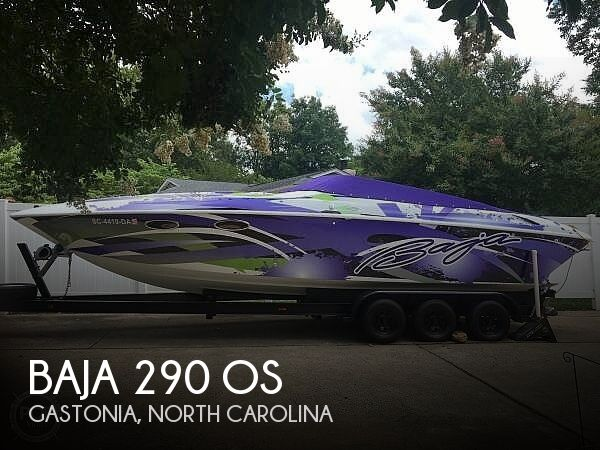 Used Baja Boats For Sale in Spartanburg, South Carolina by owner | 1994 Baja 290 OS