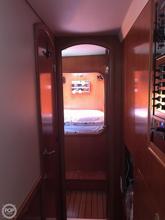 2002 Lagoon boat for sale, model of the boat is 410 & Image # 21 of 40