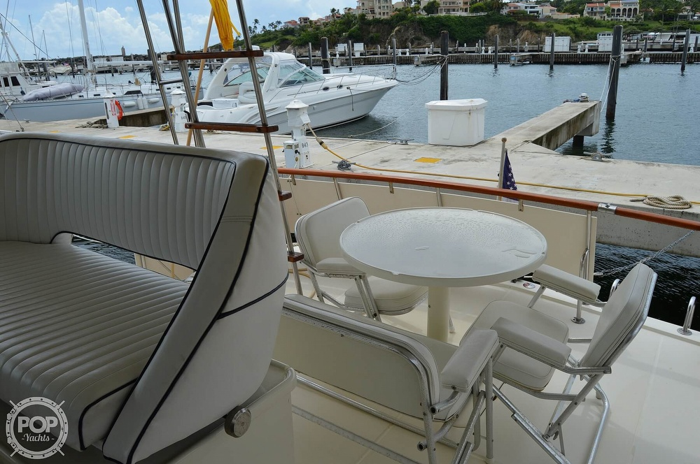 1987 Chris Craft boat for sale, model of the boat is Constellation 410 & Image # 6 of 40