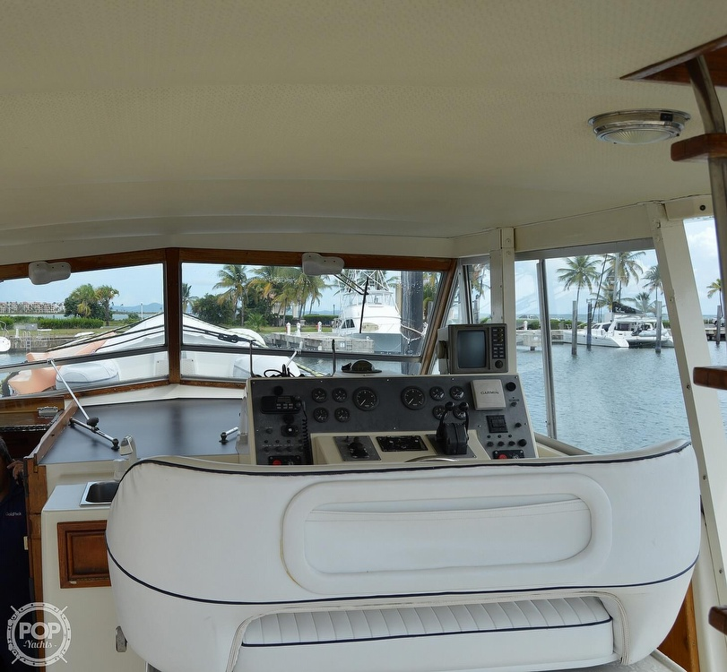 1987 Chris Craft boat for sale, model of the boat is Constellation 410 & Image # 7 of 40