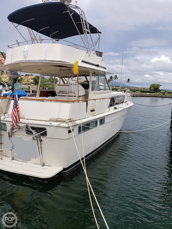 1987 Chris Craft boat for sale, model of the boat is Constellation 410 & Image # 2 of 40