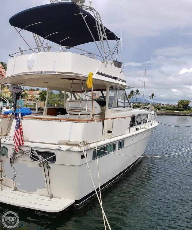 1987 Chris Craft boat for sale, model of the boat is Constellation 410 & Image # 3 of 40