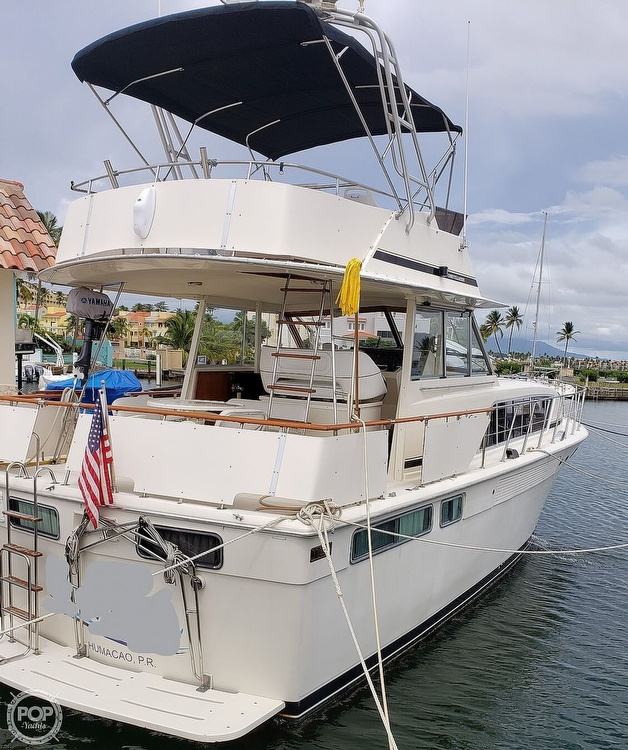 1987 Chris Craft boat for sale, model of the boat is Constellation 410 & Image # 4 of 40