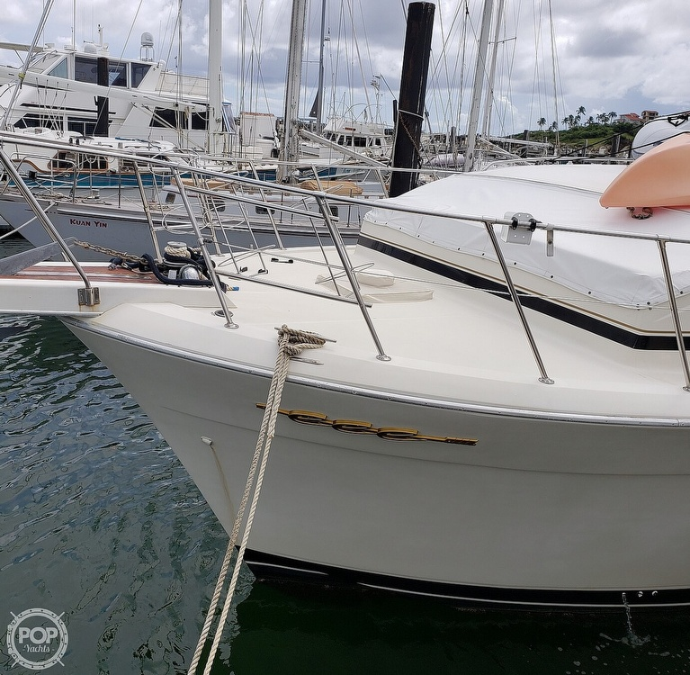 1987 Chris Craft boat for sale, model of the boat is Constellation 410 & Image # 5 of 40
