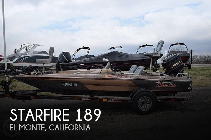 Used Starfire Boats For Sale by owner | 1985 Starfire 189