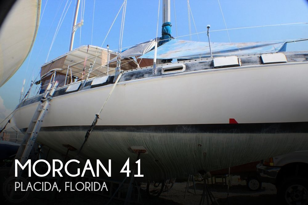 1983 Morgan boat for sale, model of the boat is Out Island 41 & Image # 1 of 40