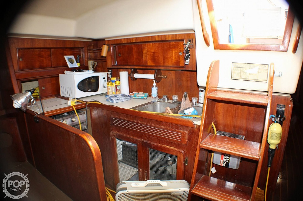 1983 Morgan boat for sale, model of the boat is Out Island 41 & Image # 4 of 40