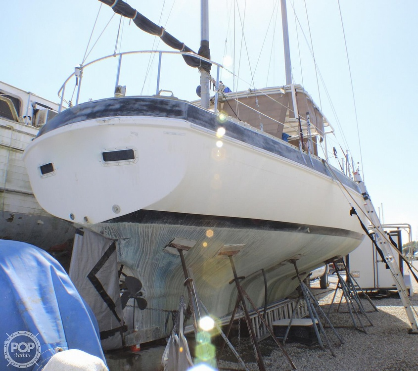 1983 Morgan boat for sale, model of the boat is Out Island 41 & Image # 5 of 40