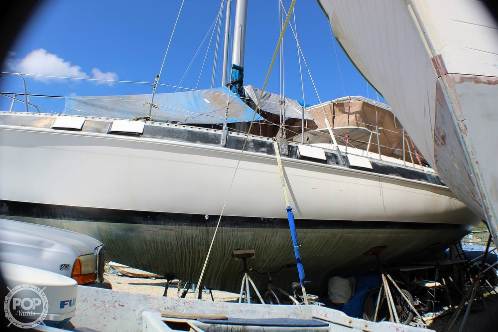 1983 Morgan boat for sale, model of the boat is Out Island 41 & Image # 7 of 40
