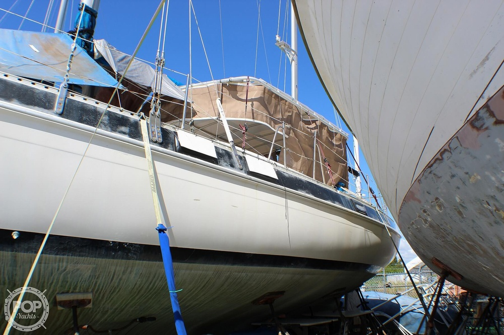 1983 Morgan boat for sale, model of the boat is Out Island 41 & Image # 12 of 40