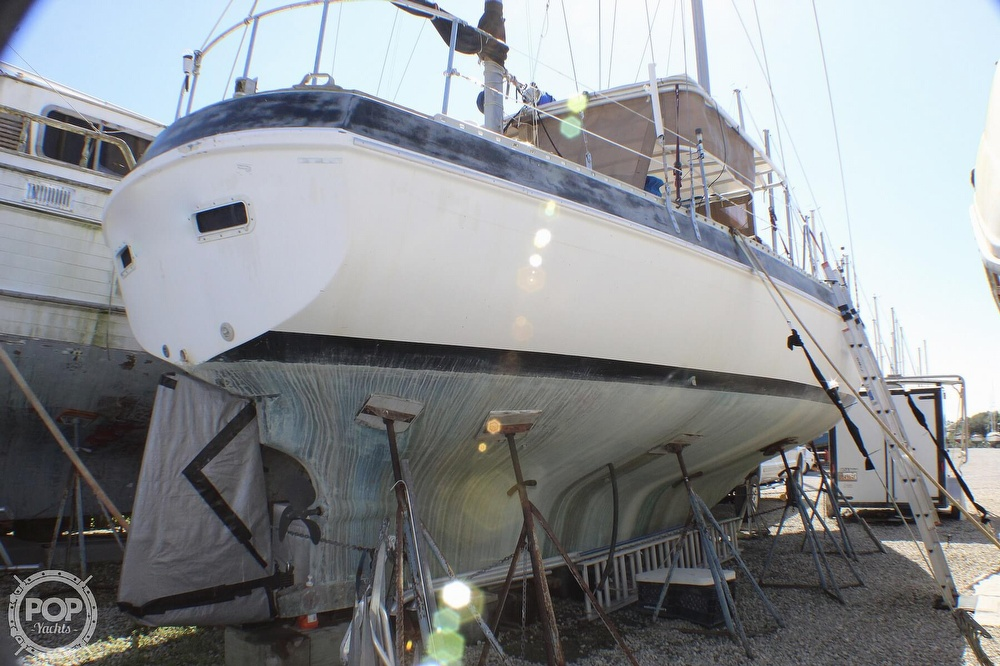 1983 Morgan boat for sale, model of the boat is Out Island 41 & Image # 13 of 40
