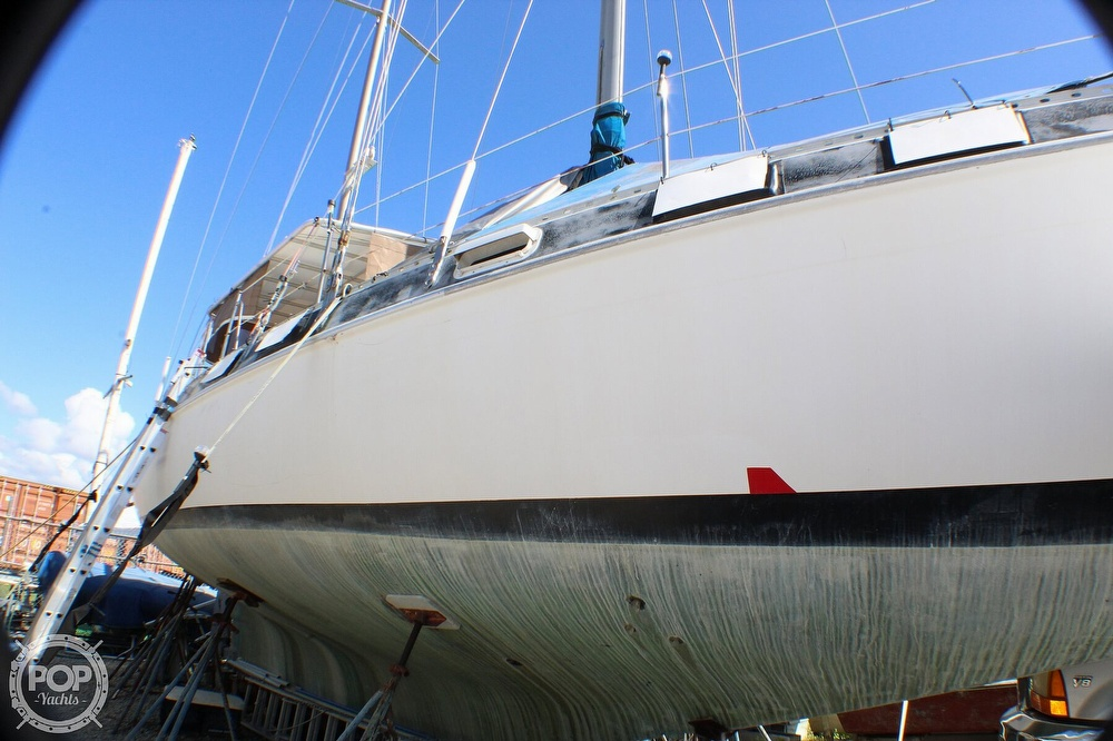1983 Morgan boat for sale, model of the boat is Out Island 41 & Image # 14 of 40