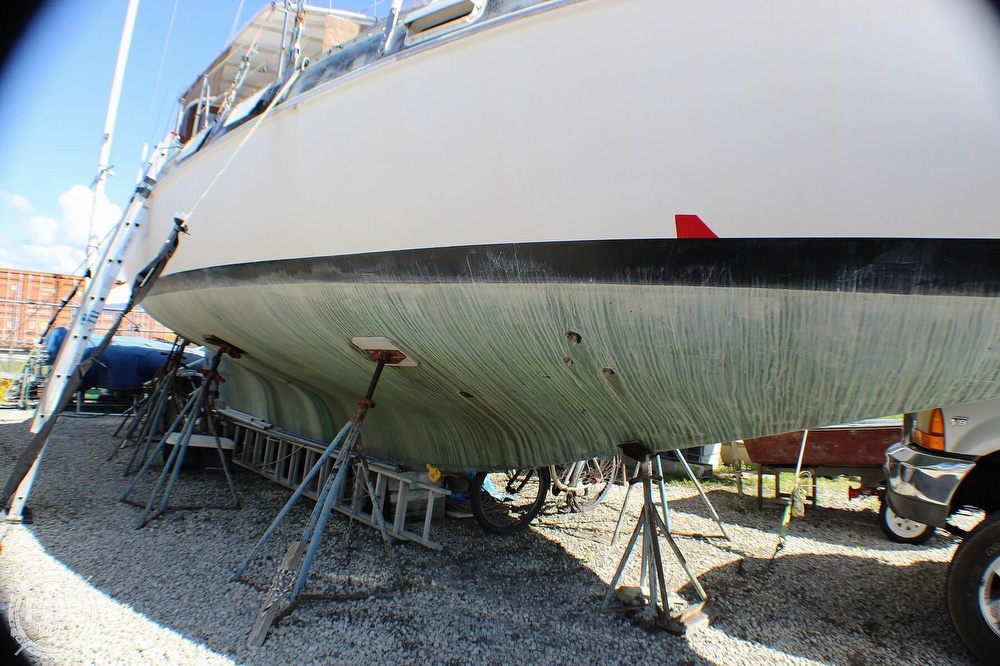 1983 Morgan boat for sale, model of the boat is Out Island 41 & Image # 15 of 40