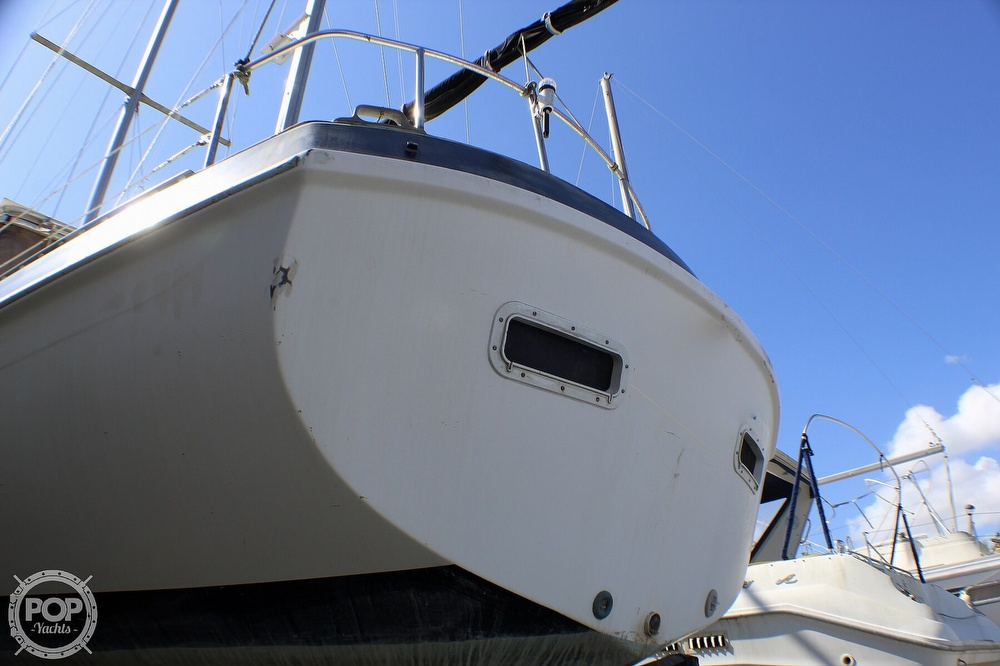1983 Morgan boat for sale, model of the boat is Out Island 41 & Image # 23 of 40