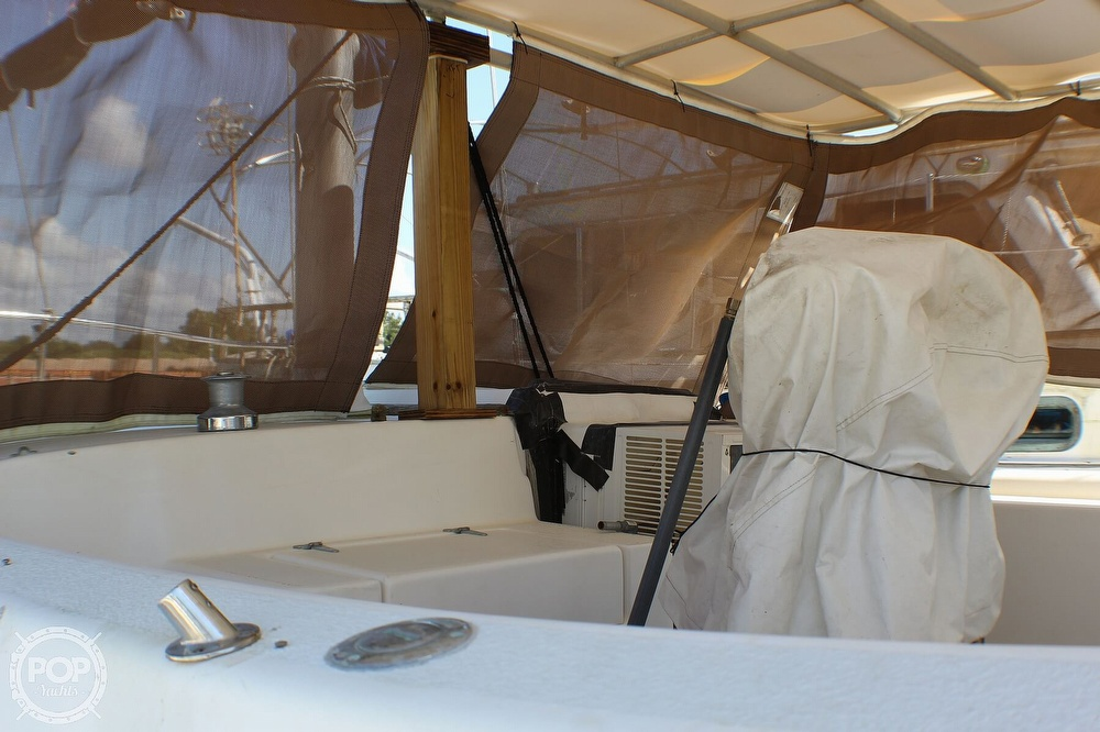 1983 Morgan boat for sale, model of the boat is Out Island 41 & Image # 26 of 40
