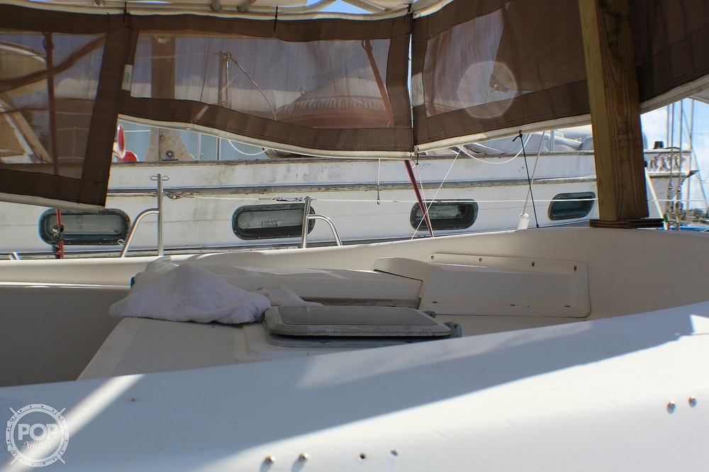 1983 Morgan boat for sale, model of the boat is Out Island 41 & Image # 27 of 40