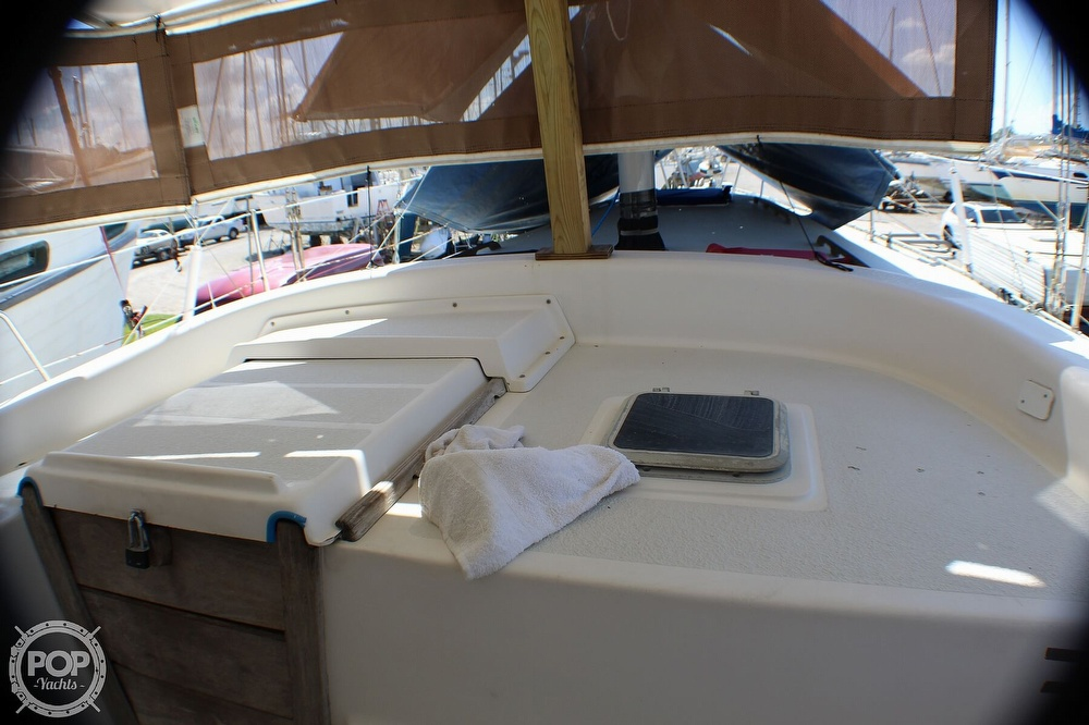 1983 Morgan boat for sale, model of the boat is Out Island 41 & Image # 31 of 40