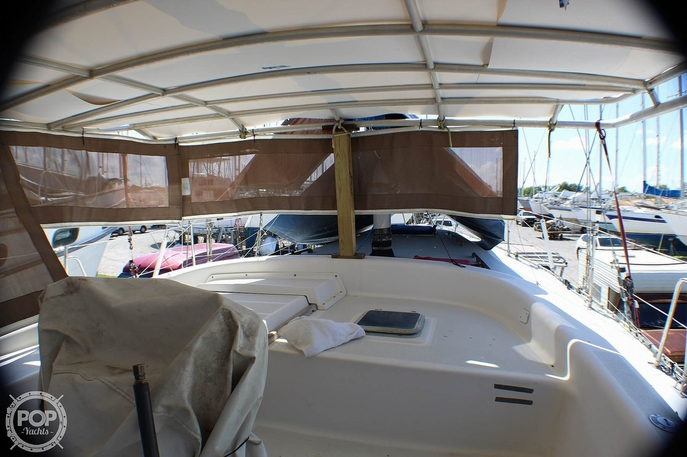1983 Morgan boat for sale, model of the boat is Out Island 41 & Image # 32 of 40
