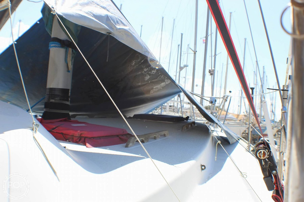 1983 Morgan boat for sale, model of the boat is Out Island 41 & Image # 34 of 40