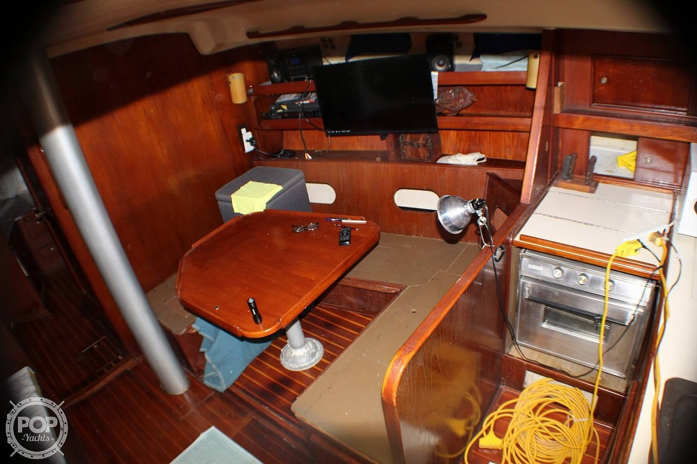 1983 Morgan boat for sale, model of the boat is Out Island 41 & Image # 35 of 40