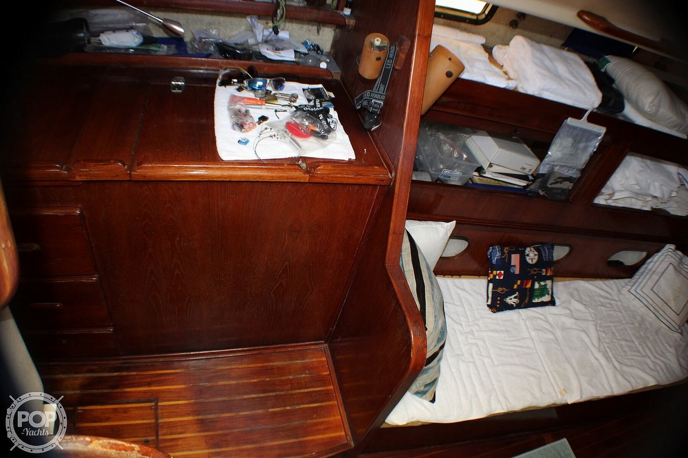 1983 Morgan boat for sale, model of the boat is Out Island 41 & Image # 36 of 40