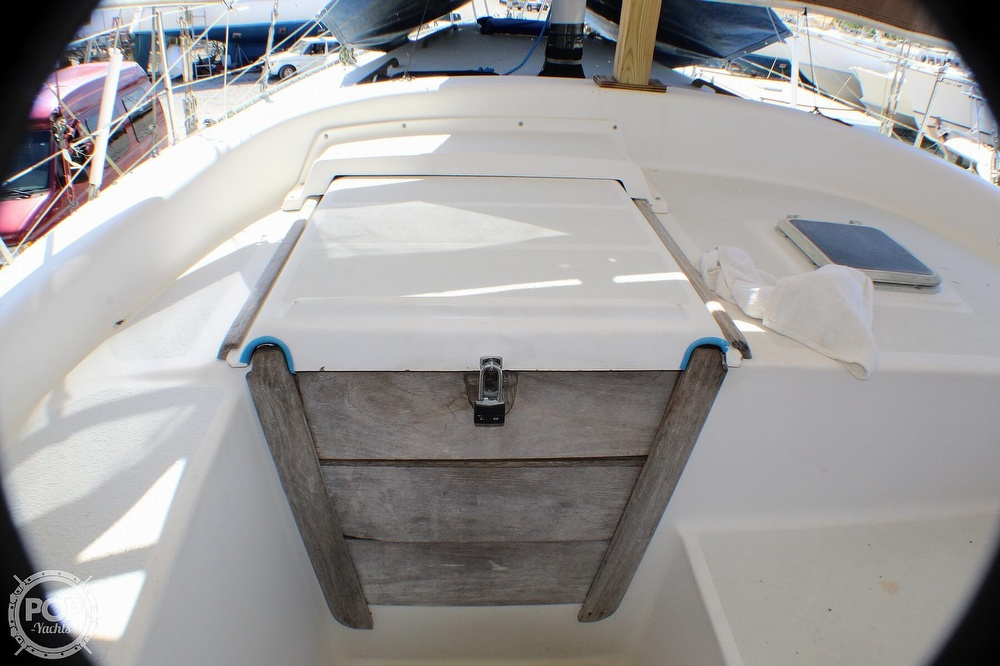1983 Morgan boat for sale, model of the boat is Out Island 41 & Image # 38 of 40