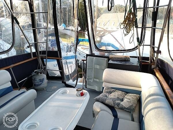 1978 Marine Trader boat for sale, model of the boat is 34 DC & Image # 7 of 40