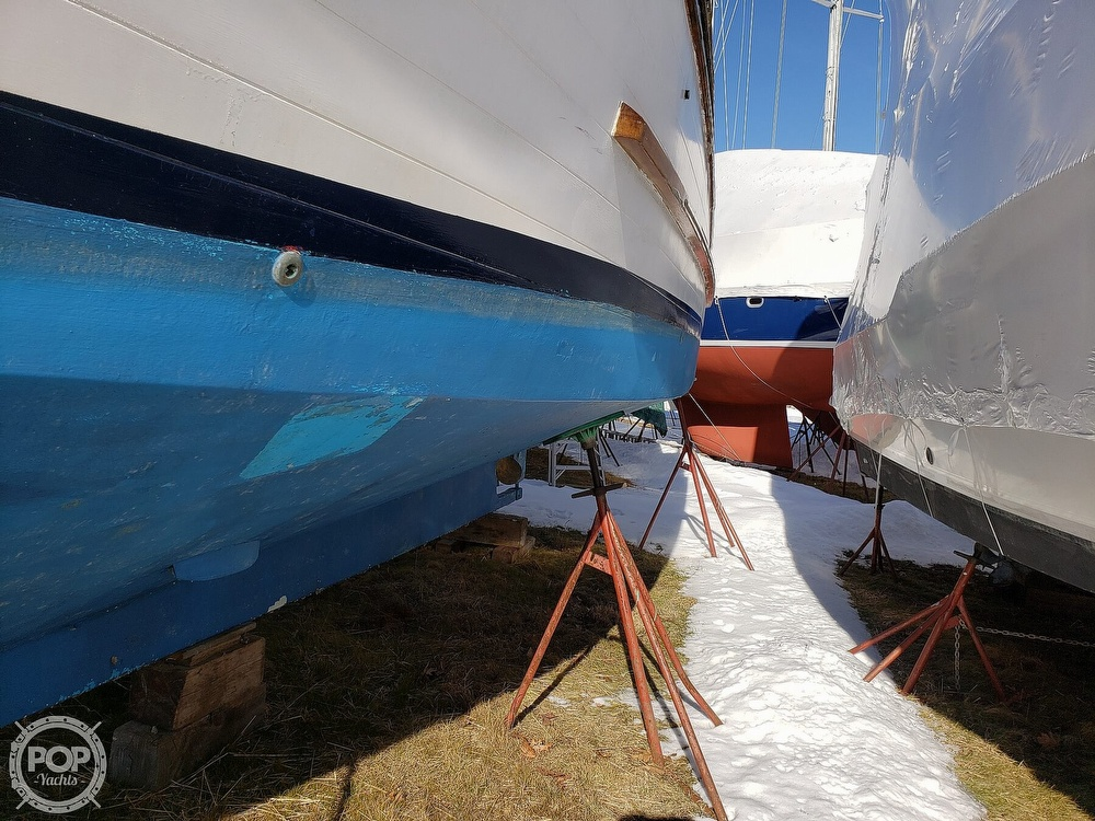 1978 Marine Trader boat for sale, model of the boat is 34 DC & Image # 25 of 40