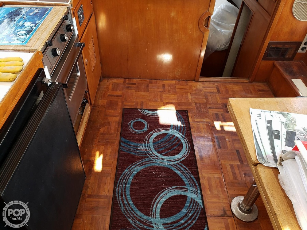 1978 Marine Trader boat for sale, model of the boat is 34 DC & Image # 32 of 40