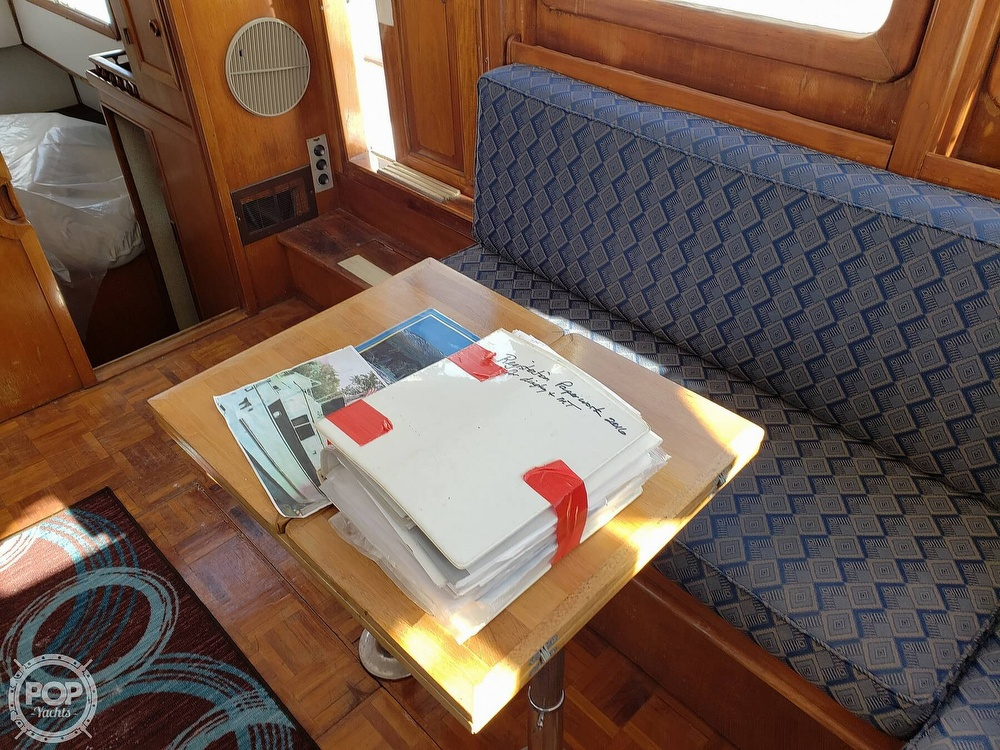 1978 Marine Trader boat for sale, model of the boat is 34 DC & Image # 36 of 40