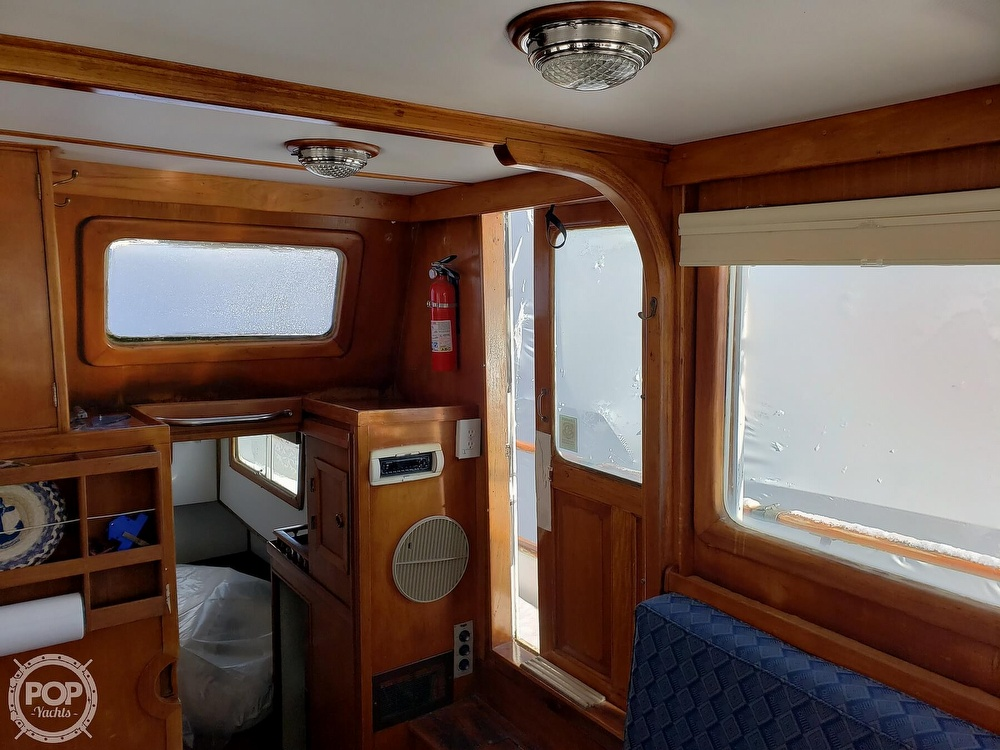 1978 Marine Trader boat for sale, model of the boat is 34 DC & Image # 37 of 40
