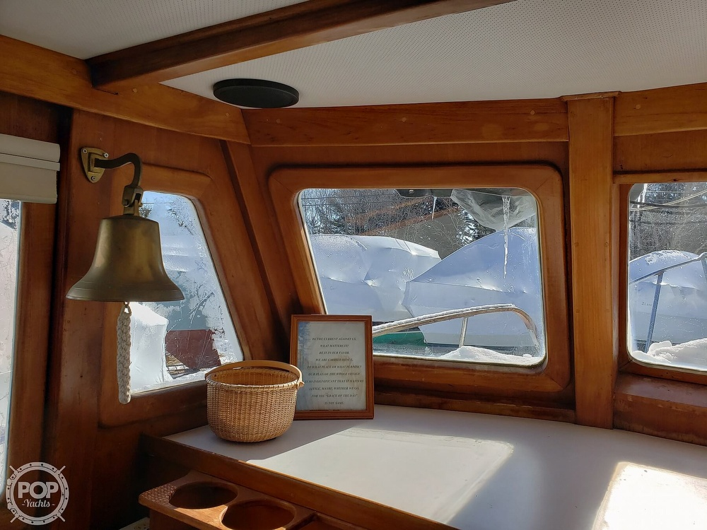 1978 Marine Trader boat for sale, model of the boat is 34 DC & Image # 40 of 40