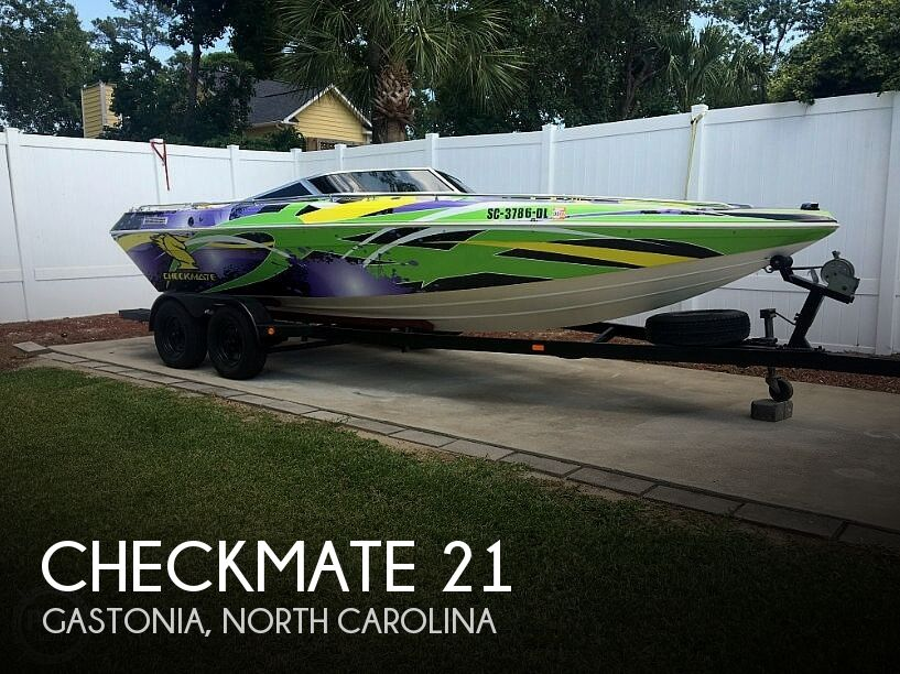 Used Checkmate Boats For Sale by owner | 1995 Checkmate 21
