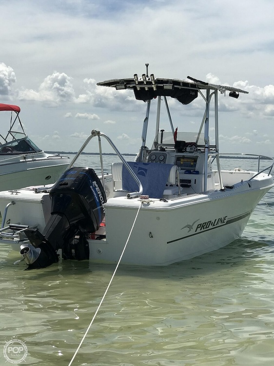 1999 Pro-Line boat for sale, model of the boat is 200 Center Console & Image # 11 of 41