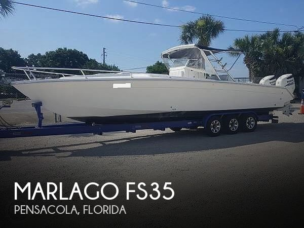 Used Marlago Boats For Sale by owner | 2000 Marlago 35