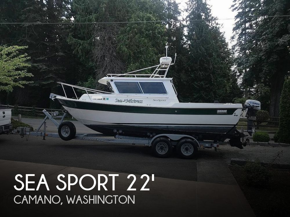 Used SEA SPORT Boats For Sale by owner | 2003 Sea Sport Sportsman 2200