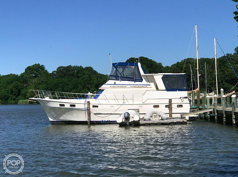 1985 Nova Marine Sundeck 42 - #$LI_INDEX