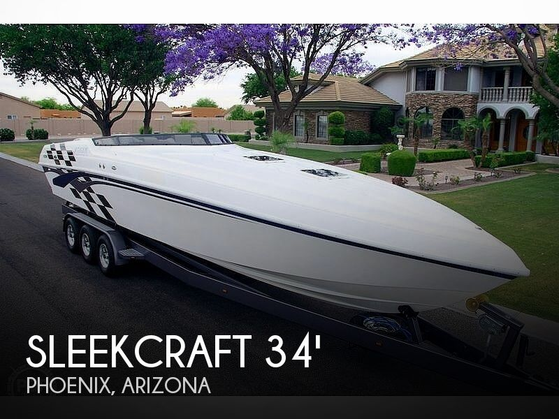 Used Boats For Sale in Arizona by owner | 1998 Sleekcraft HERITAGE 34/OS