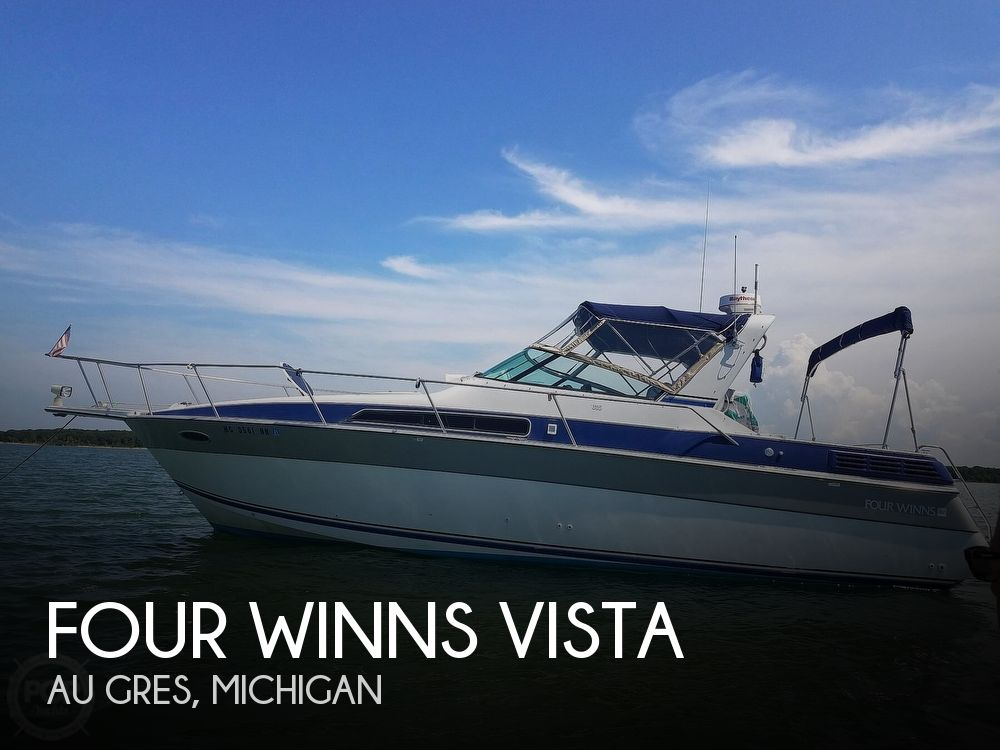 Used FOUR WINNS Boats For Sale in Michigan by owner | 1991 Four Winns 30
