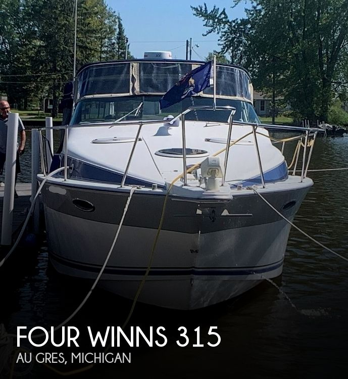 1991 FOUR WINNS VISTA 315 for sale
