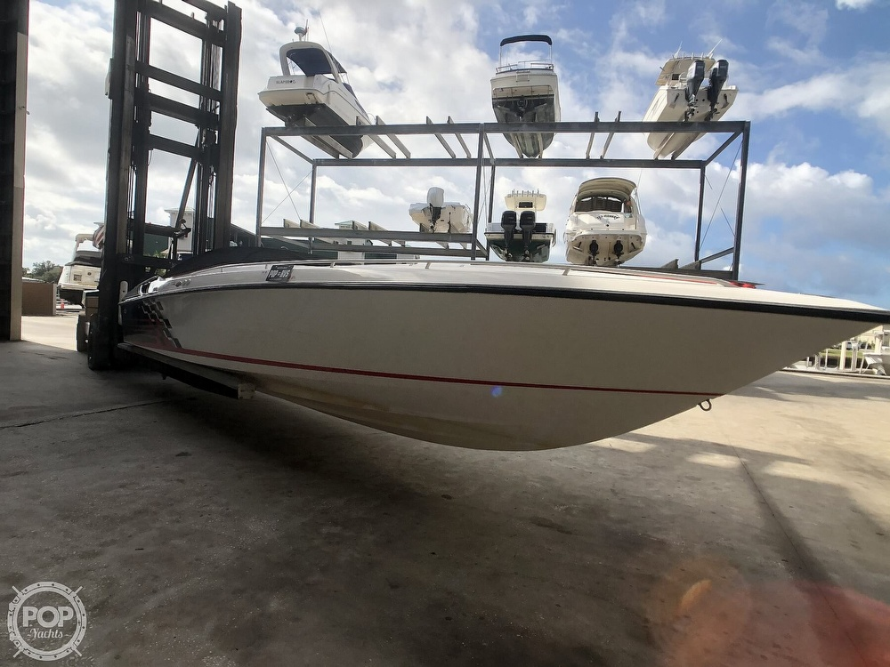 1997 Scarab boat for sale, model of the boat is 31 & Image # 2 of 41