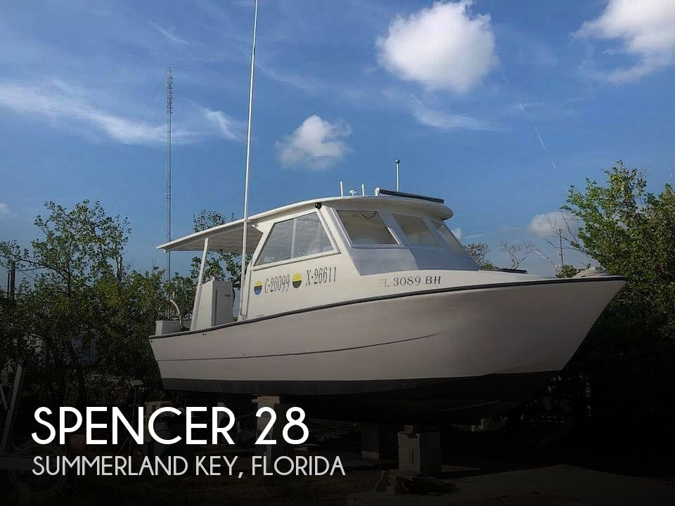 Used Spencer Boats For Sale by owner | 1979 Spencer 28