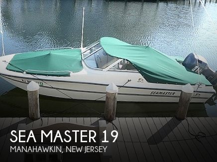 Used Sea Master Boats For Sale by owner | 2001 Sea Master 19