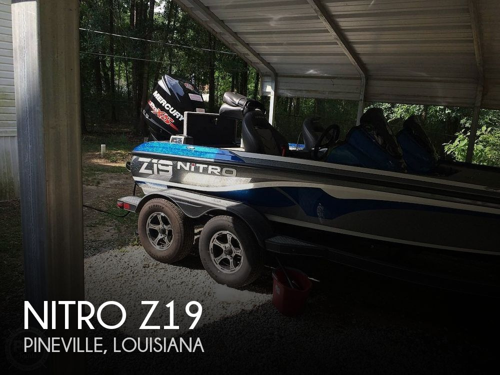 Used NITRO 19 Boats For Sale by owner | 2017 Nitro Z19