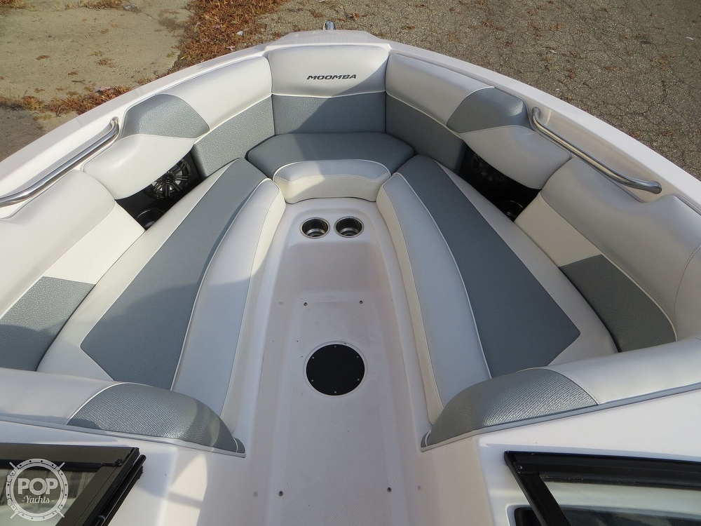 2017 Moomba boat for sale, model of the boat is Craz Surf & Image # 8 of 40