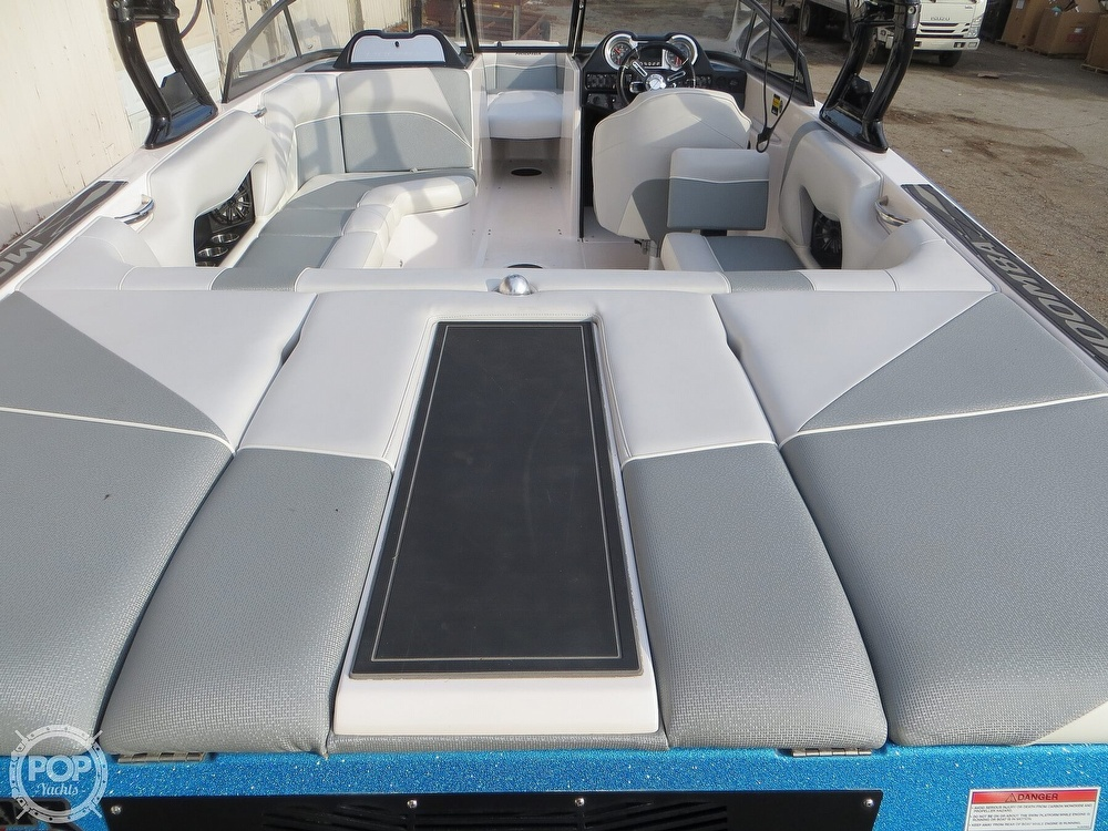 2017 Moomba boat for sale, model of the boat is Craz Surf & Image # 9 of 40