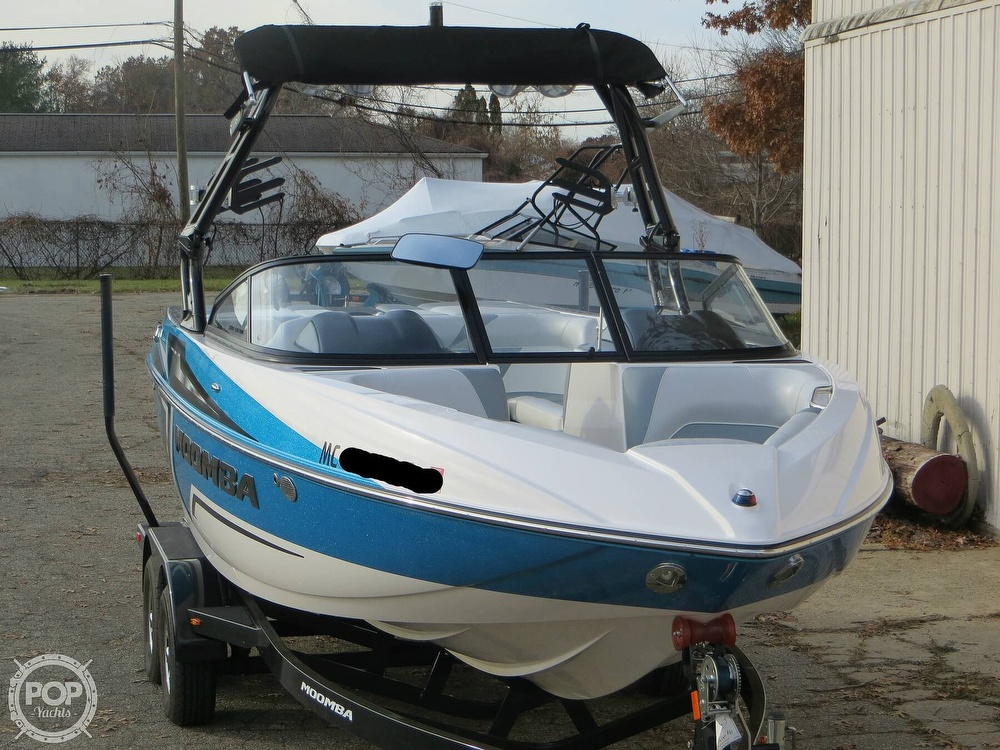 2017 Moomba boat for sale, model of the boat is Craz Surf & Image # 14 of 40